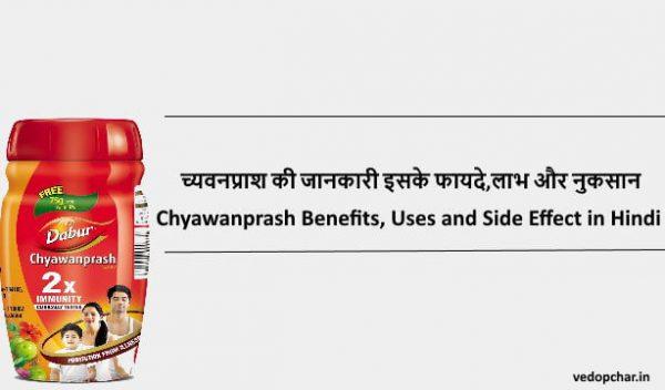 Chyawanprash in hindi:च्यवनप्राश की जानकारी इसके फायदे,लाभ और नुकसान