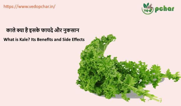 kale in hindi