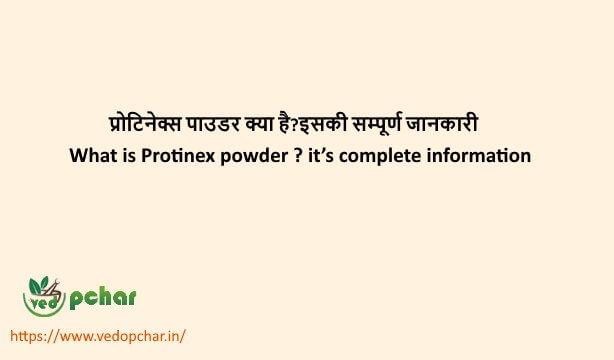 Protinex Powder in hindi