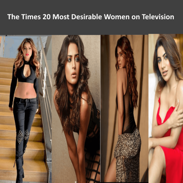 Top 10 Most Desirable Women on Television of 2020