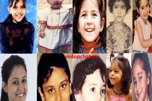 Bollywood actress childhood pics:कोन है बॉलीवुड की ये हॉट अभिनेत्रियां ,देखे उनके बचपन के पिक्चर